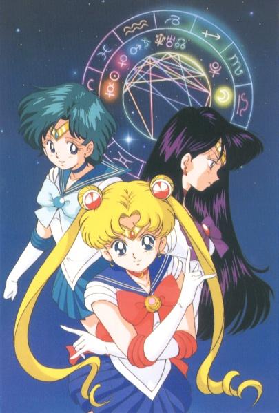 Sailor Moon: Neat Things